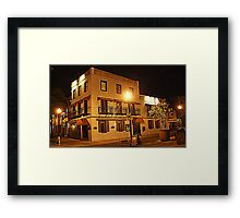 Romantic Wilmington Framed Print