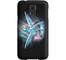 My Little Pony - A Dash of Kick@ss Samsung Galaxy Case/Skin