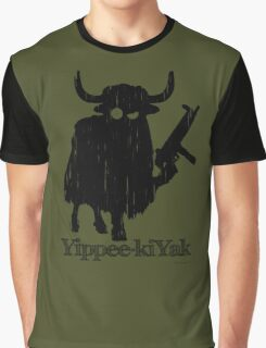 Yippee-kiYak Graphic T-Shirt