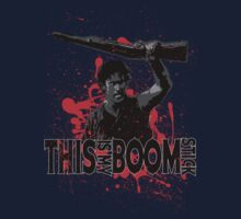 Army of Darkness, Ash, This is my Boomstick Baby Tee