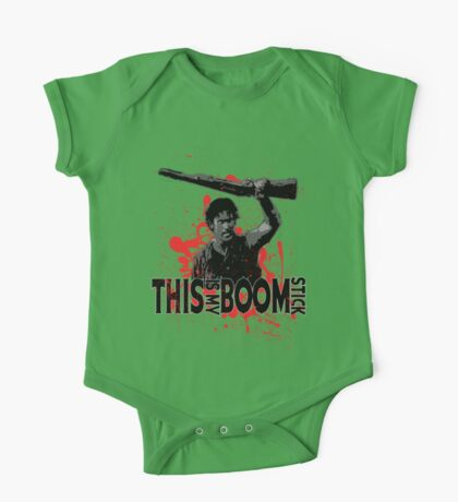 Army of Darkness, Ash, This is my Boomstick One Piece - Short Sleeve