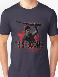 Army of Darkness, Ash, This is my Boomstick T-Shirt