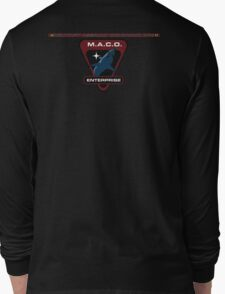 MACO: Military Assault Command Ops Long Sleeve T-Shirt