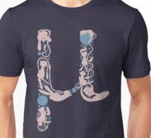 The Letter Mu Unisex T-Shirt