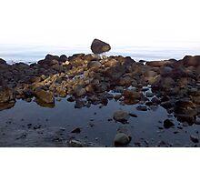 Surreal Rocks 2 Photographic Print