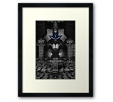 The Chamber Of Talidos GS Framed Print