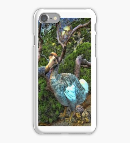 ☝ ☞  RARE EXTINCT-DODO BIRD (RAPHUS CUCULLATUS) IPHONE CASE ☝ ☞  iPhone Case/Skin