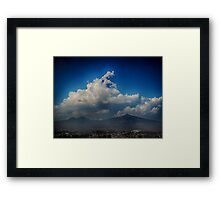 ©HCS Morning Fog Framed Print