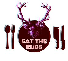 eat the rude1.2  by filthy-english