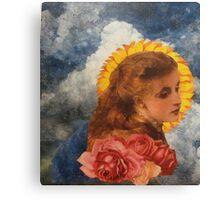Fiorella Canvas Print
