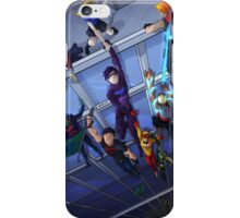 Save the Heroes iPhone Case/Skin