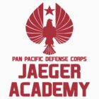 Pacific Rim Jaeger Academy  by cerenimo