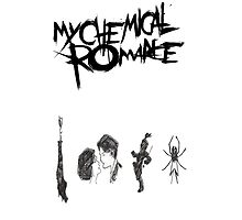my chemical romance by Angel Andrade
