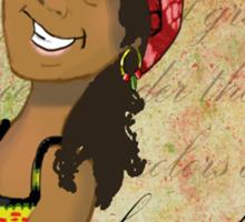 Afrocentric Sticker