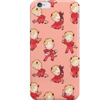 for life, uh huh iPhone Case/Skin