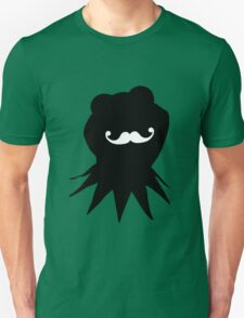 Kermit the Moustached Frog T-Shirt