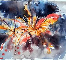Firework, featured in ASA, PaintBook  by Françoise  Dugourd-Caput