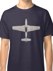 North American P-51D Mustang Classic T-Shirt