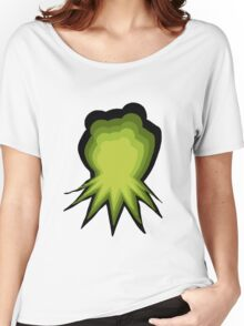 Many of Kermit Women's Relaxed Fit T-Shirt
