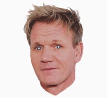 Gordon Ramsay Tee by Emma Greenish