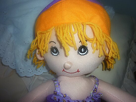 Ruby - Rag-doll by EdsMum