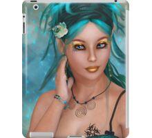 Teal Ambience Ipad Case iPad Case/Skin