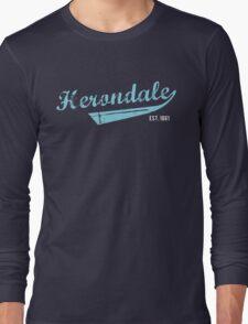 Herondale est. 1861 Long Sleeve T-Shirt