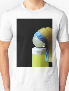 girl with pearl earring Unisex T-Shirt