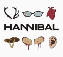 Hannibal Season One by syrensymphony