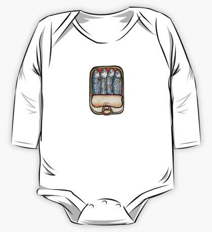 Lata De Pescado Kids Clothes