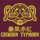 Crimson Typhoon by superedu