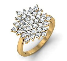 Ladies Diamond Ring Designs Price by hiemnder45