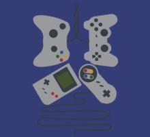 Gamer's Anatomy by enoren