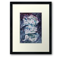 just a paper? It is not just a paper... Framed Print