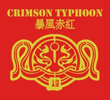 Crimson Typhoon v2 by kingUgo