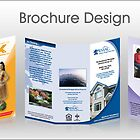 Brochure design by perfectkstudios