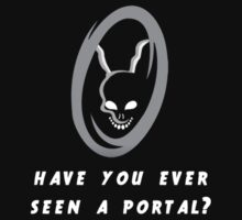 Have You Ever Seen a Portal? by asteroide