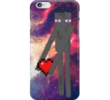 Enderlove iPhone Case/Skin