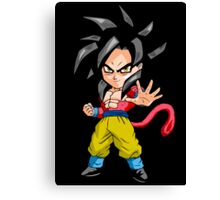 Cute Kamehame Canvas Print