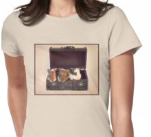 Chest Full Of Treasures Womens Fitted T-Shirt