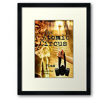 The Atomic Circus Book Cover Framed Print
