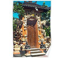 Lemboganese Entranceway  Poster