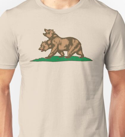 New Bears of the Californian Republic Unisex T-Shirt