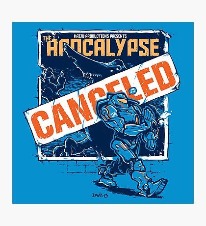 Apocalypse Canceled Photographic Print
