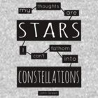 "TFiOS: ""My Thoughts Are Stars"" by thebiscuitgirl"