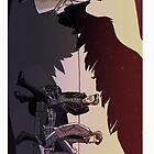Team Free Will fanart Case by HizaChu