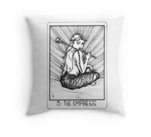 Tarot Series: The Empress Throw Pillow