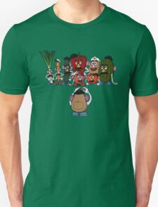 Potato family Unisex T-Shirt