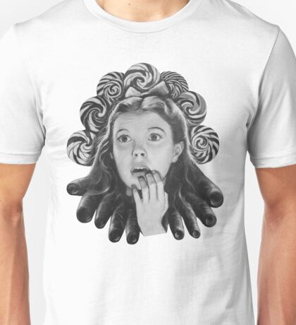 Judy Lolly Garland Unisex T-Shirt