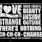 Strange Love by oneskillwonder